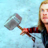 mjolnir_retriever: Thor, hammer in hand, staring upwards. (incoming target)