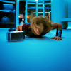 mjolnir_retriever: Thor pushing himself up from being knocked flat (but not looking too distressed about it). (thud)