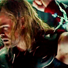 mjolnir_retriever: Thor stuck in a glass room, fist resting on the glass. (unaccustomed to helplessness)