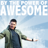 furorscribiendi: Dean Winchester (by the power of awesome)