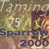 sparrow2000: (tamingthemuse75)