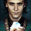 capn_mactastic: Close up of digital art of Loki. (Loki crystal)