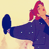 beerebutterfly: An Icon of orphan princess Anastasia singing (Default)