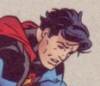 silverzeo: Superboy (as a man) crying over Tana Moon. (Depress Sad)