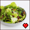 isi: (salad)
