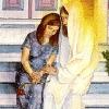 sreya: (Faith - Comfort, Comfort)