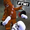 sreya: (SW - Chewie FTW)