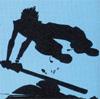 leftarrow: (athleticism)