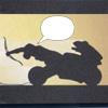 leftarrow: (trickshot)