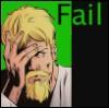 leftarrow: (Fail)