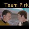 leftarrow: (Team Pirk)