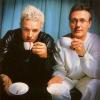 mlvwrites: Spike and Giles Having Tea (giles, spike)