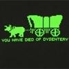 prairie_schooner: (You have died of dysentery.)