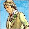 melannen: The fifth doctor, looking pensive (fivey)