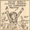 """melannen: A Vietnam-era John Kerry getting accolades and thinking """"you're really clicking tonight, you gorgeous preppie!"""" (lolitics)"""