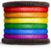 nimeth_nimora: Oreo with LGBT colours (LGBTOreo)