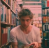 sidhe_place: (sidhe in the library)