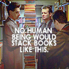 thez: Just like the Philadelphia mass turbulence of 1947! (Ghostbusters - Symmetrical Book Stacking)