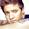 kellifer: (Renner cute)