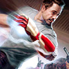 next_to_normal: Tony Stark concept art, wearing just the arm of the Iron Man suit (Tony IM3)