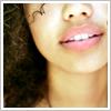 vividoceantides: A woman's mouth. (isobel)