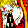 solaciolum: Yoshitaka Amano Tarot: The Magician (magician)