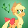 nethilia: (applejack tailbow)