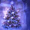 lady_yashka: A snowy Christmas Tree (Christmas Tree)