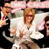 scutter: (OMG CAKE!)