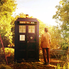 llywela: Eleven and TARDIS (Who1)