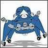 lovelyangel: (Tachikoma Excited)