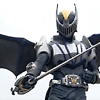 promisedknight: Knight holding out his sword, flying (Kamen Rider Knight)