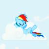 sentinelsoul: ([MLPFIM] Rainbow Dash)