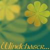 windchasers: (green flowers)