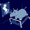 fusselbiene: (sport & fitness)