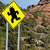 angelikitten: A Cactuar Crossing sign (Misc - Cactuar Crossing)