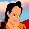 loquaciousquark: ((misc) belle gaston face swap)