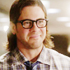 loquaciousquark: ((leverage) oh eliot and your glasses)