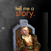 loquaciousquark: ((dragon age) varric storytime forever)
