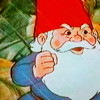 superheroine: Angry gnome (little gnome)