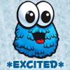 chloris01: (Monstre bleu excited)