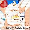kitana: (life is good shit)