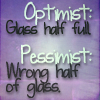 tokyokriss: (optimist vs pessimist)