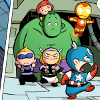 laurel_crown: (Baby!Avengers)