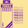 keaalu: A picture of a box of pencils, with the word prolific, to show how busy I am! (Prolific pencils)