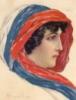 puteika: (Бело-сине-красный платок)