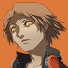 froggydisconinja: Shadow Yosuke sprite icon. (default)
