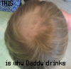 dangerous_fred: (hair, drinking)