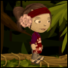 "althea_valara: My character from the game ""Glitch"" (glitch)"