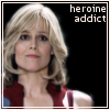 wychwood: heroine addict - Gwen from GalaxyQuest (Fan - Gwen heroine)